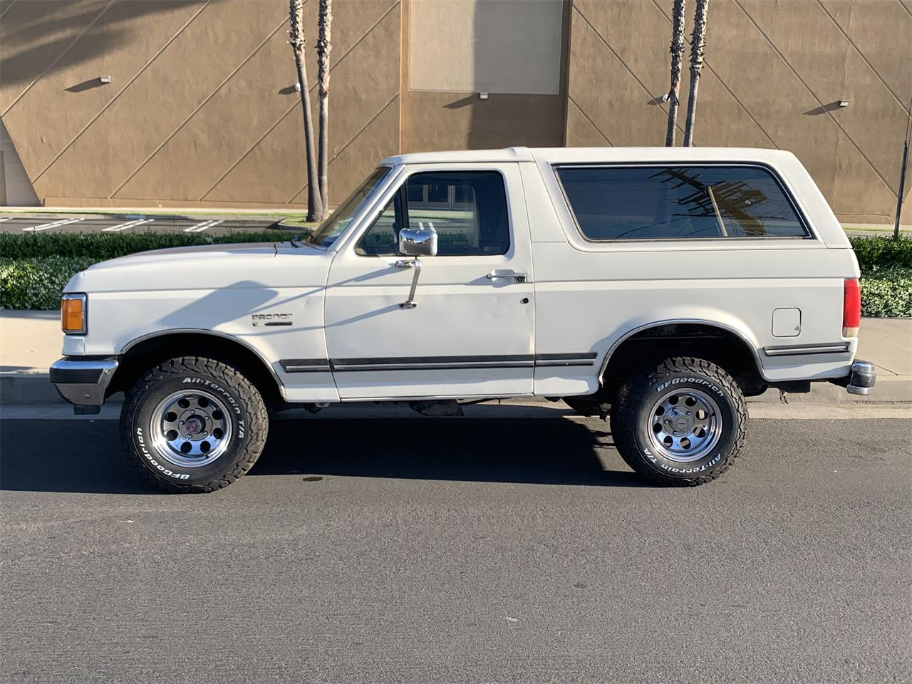 1989 Ford Bronco (CC-1344813) for sale in Chatsworth, California