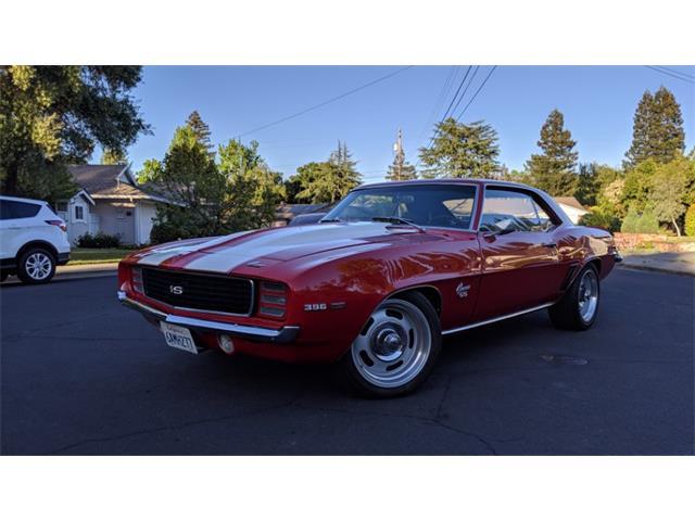 1969 Chevrolet Camaro (CC-1344816) for sale in Nevada City, California