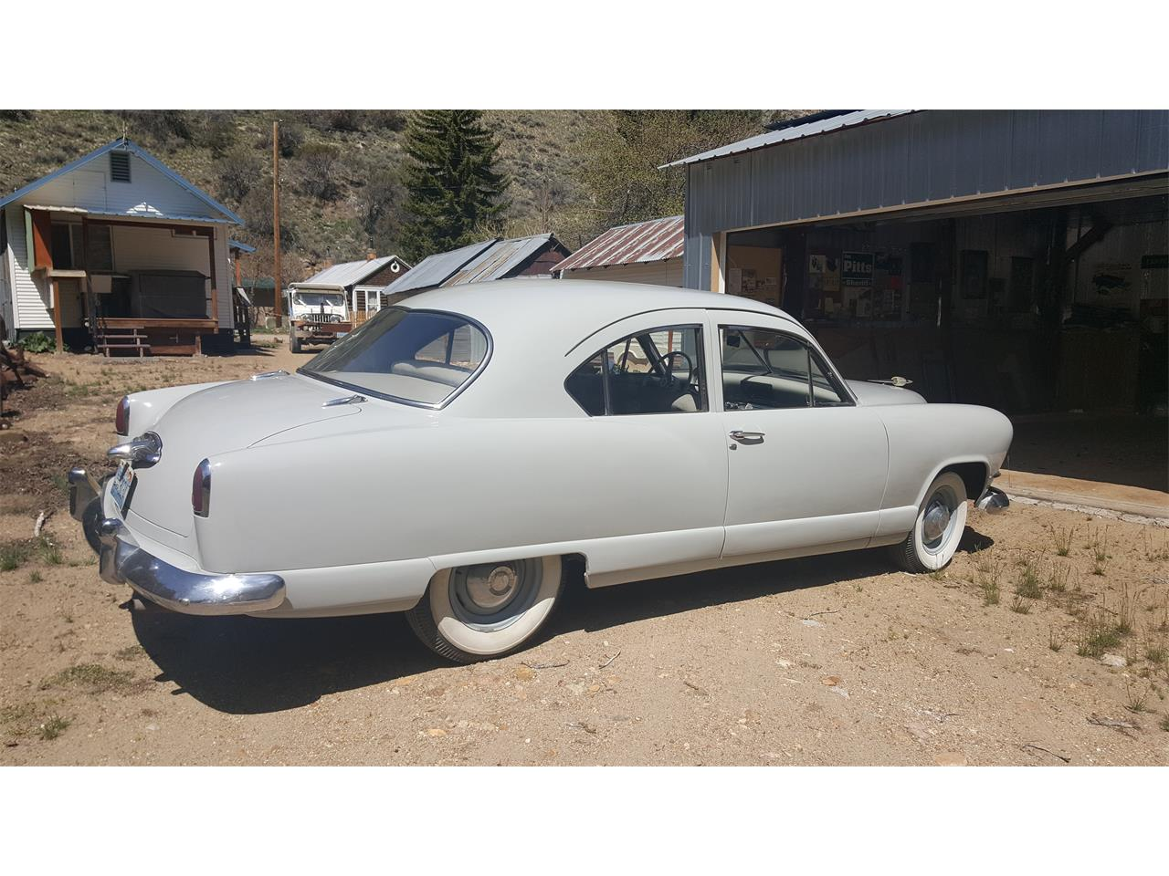 1951 Kaiser Special (CC-1344819) for sale in Jarbidge , Nevada