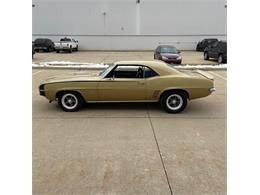 1969 Chevrolet Camaro (CC-1344827) for sale in Macomb, Michigan