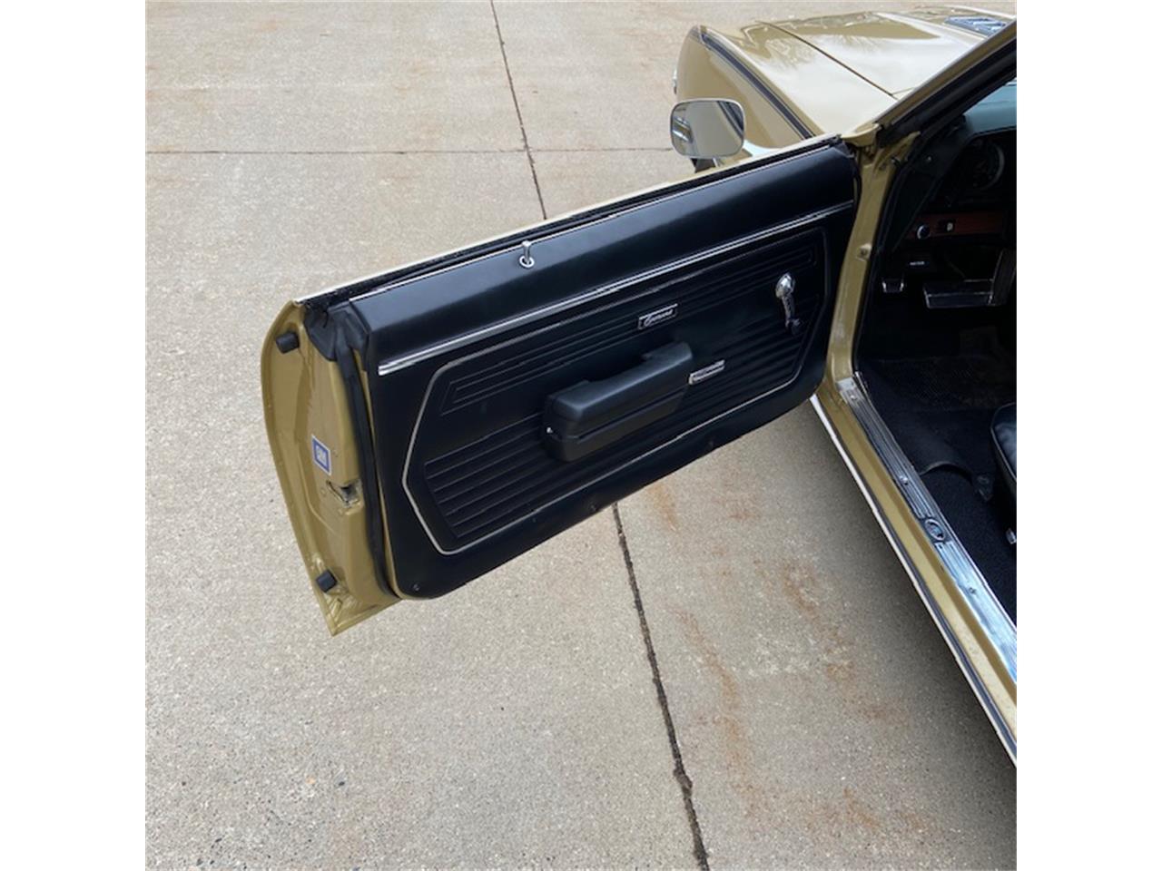1969 Chevrolet Camaro (CC-1344827) for sale in Macomb, Michigan