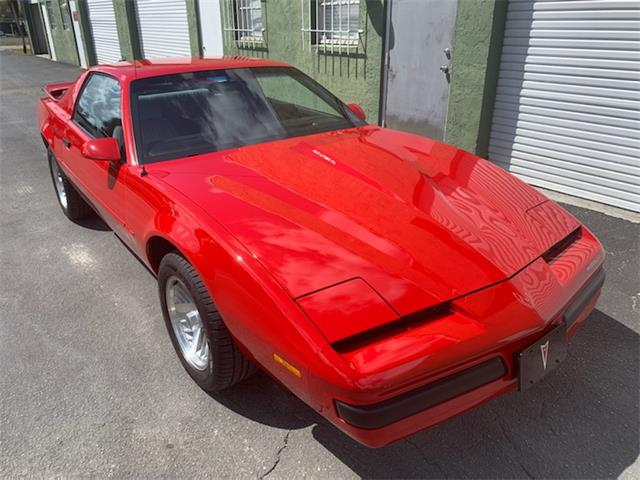 1988 Pontiac Firebird Formula (CC-1344829) for sale in Macomb, Michigan