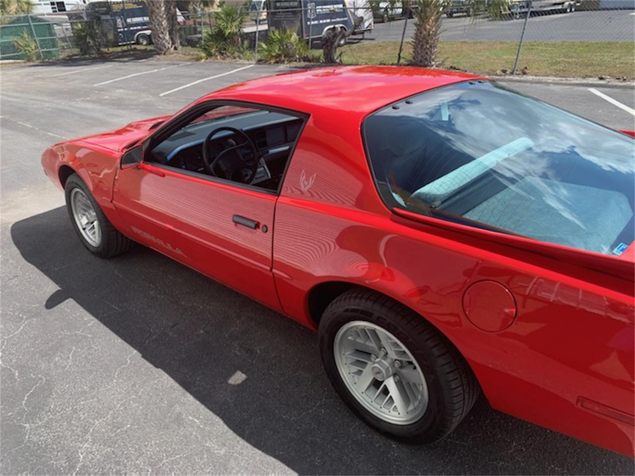 1988 Pontiac Firebird Formula (CC-1344829) for sale in Macomb, Michigan