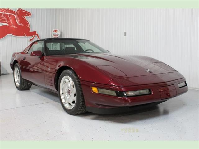 1993 Chevrolet Corvette (CC-1344835) for sale in Belmont, Ohio