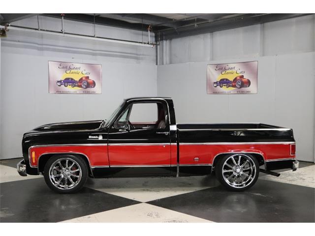 1978 Chevrolet Silverado (CC-1344845) for sale in Lillington, North Carolina