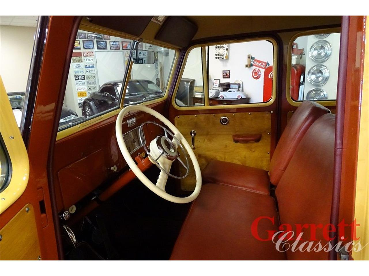 1947 Willys-Overland Wagon (CC-1344849) for sale in Lewisville, Texas