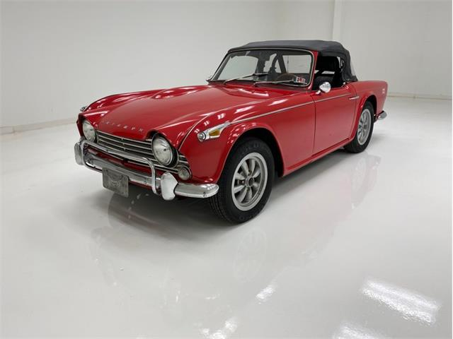 1967 Triumph TR4 (CC-1344854) for sale in Morgantown, Pennsylvania