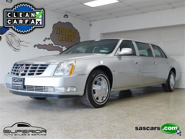 2009 Cadillac DTS (CC-1344861) for sale in Hamburg, New York