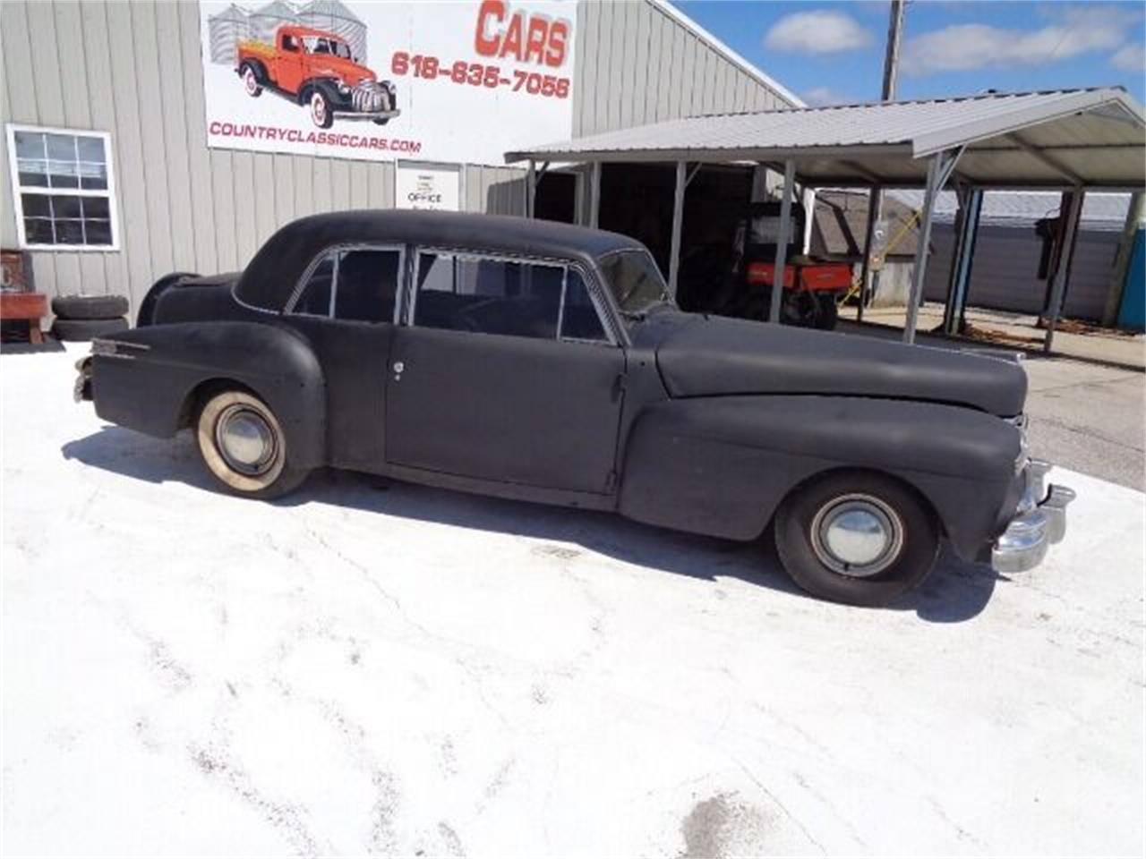 1948 Lincoln Continental (CC-1344887) for sale in Staunton, Illinois
