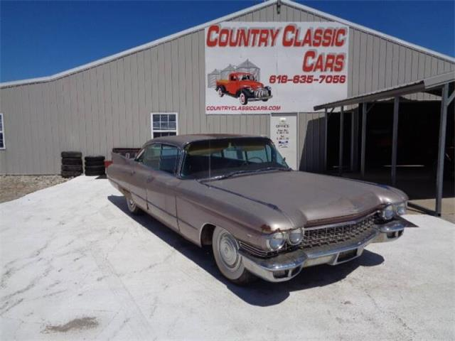 1960 Cadillac Series 62 (CC-1344888) for sale in Staunton, Illinois