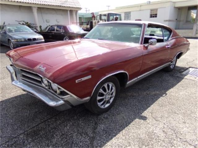 1969 Chevrolet Chevelle (CC-1344897) for sale in Miami, Florida
