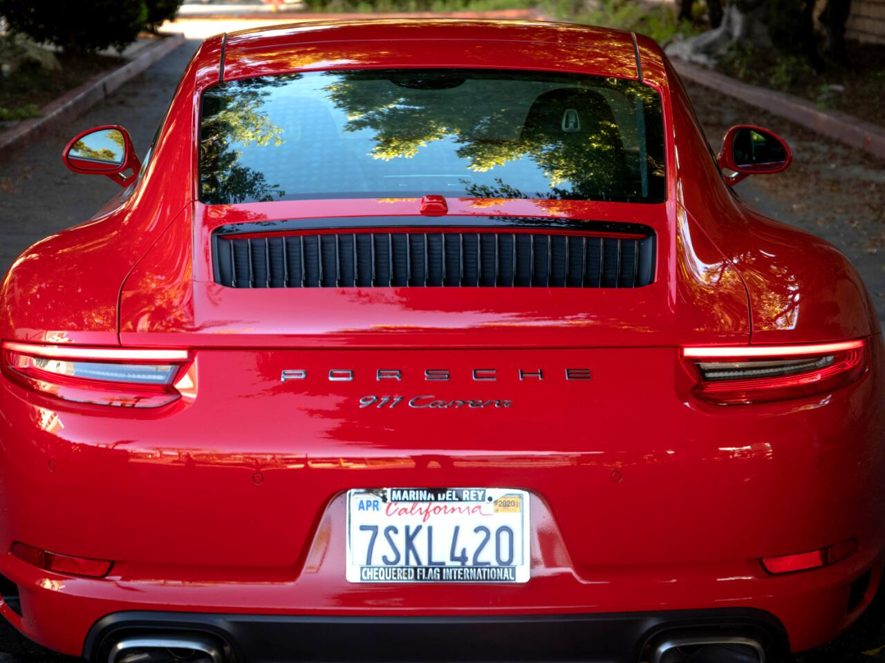2017 Porsche 911 (CC-1344900) for sale in Marina Del Rey, California