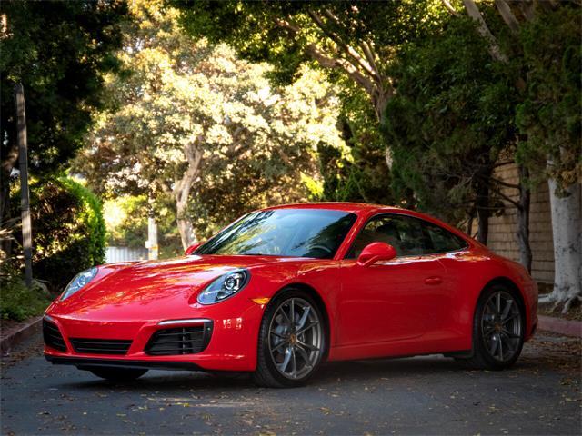 2017 Porsche 911 (CC-1344900) for sale in Marina Del Rey, California