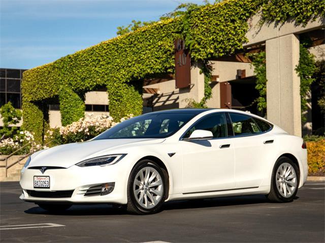 2017 Tesla Model S (CC-1344902) for sale in Marina Del Rey, California