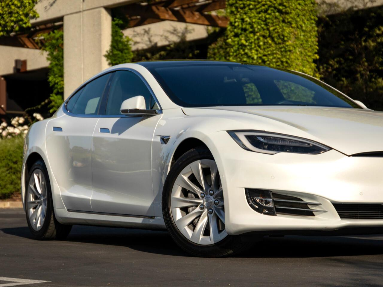 2017 Tesla Model S (CC-1344902) for sale in Marina Del Rey, California