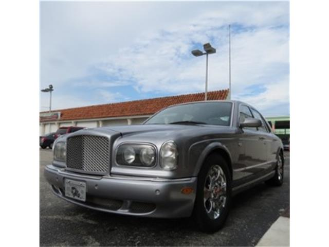 2001 Bentley Arnage (CC-1344903) for sale in Miami, Florida