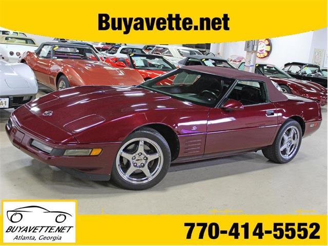 1993 Chevrolet Corvette (CC-1344909) for sale in Atlanta, Georgia