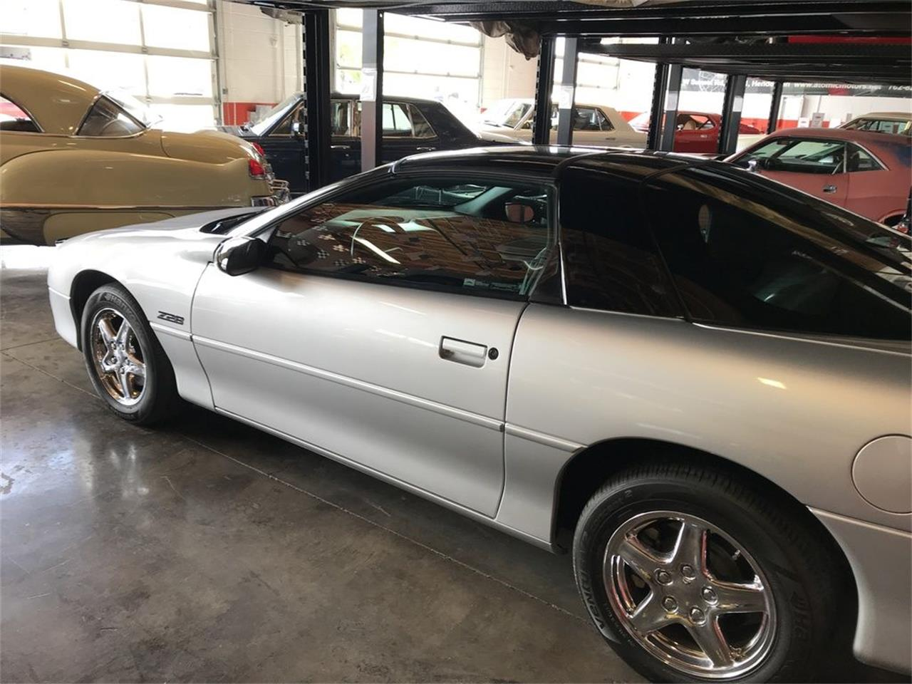 1999 Chevrolet Camaro Z28 (CC-1344924) for sale in Henderson, Nevada