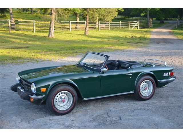 1976 Triumph TR6 (CC-1344925) for sale in Lebanon, Tennessee