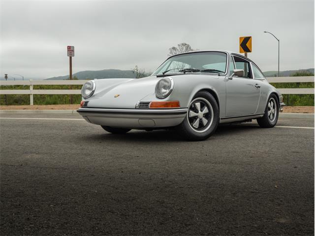 1973 Porsche 911 (CC-1344934) for sale in Fallbrook, California