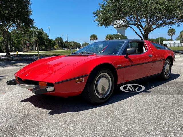 1973 Maserati Bora (CC-1344941) for sale in Culver City, California