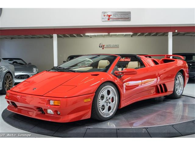 1998 Lamborghini Diablo (CC-1344965) for sale in Rancho Cordova, California