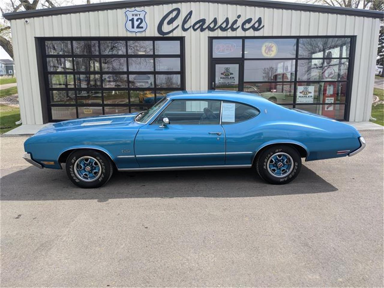1971 Oldsmobile Cutlass (CC-1344973) for sale in Webster, South Dakota
