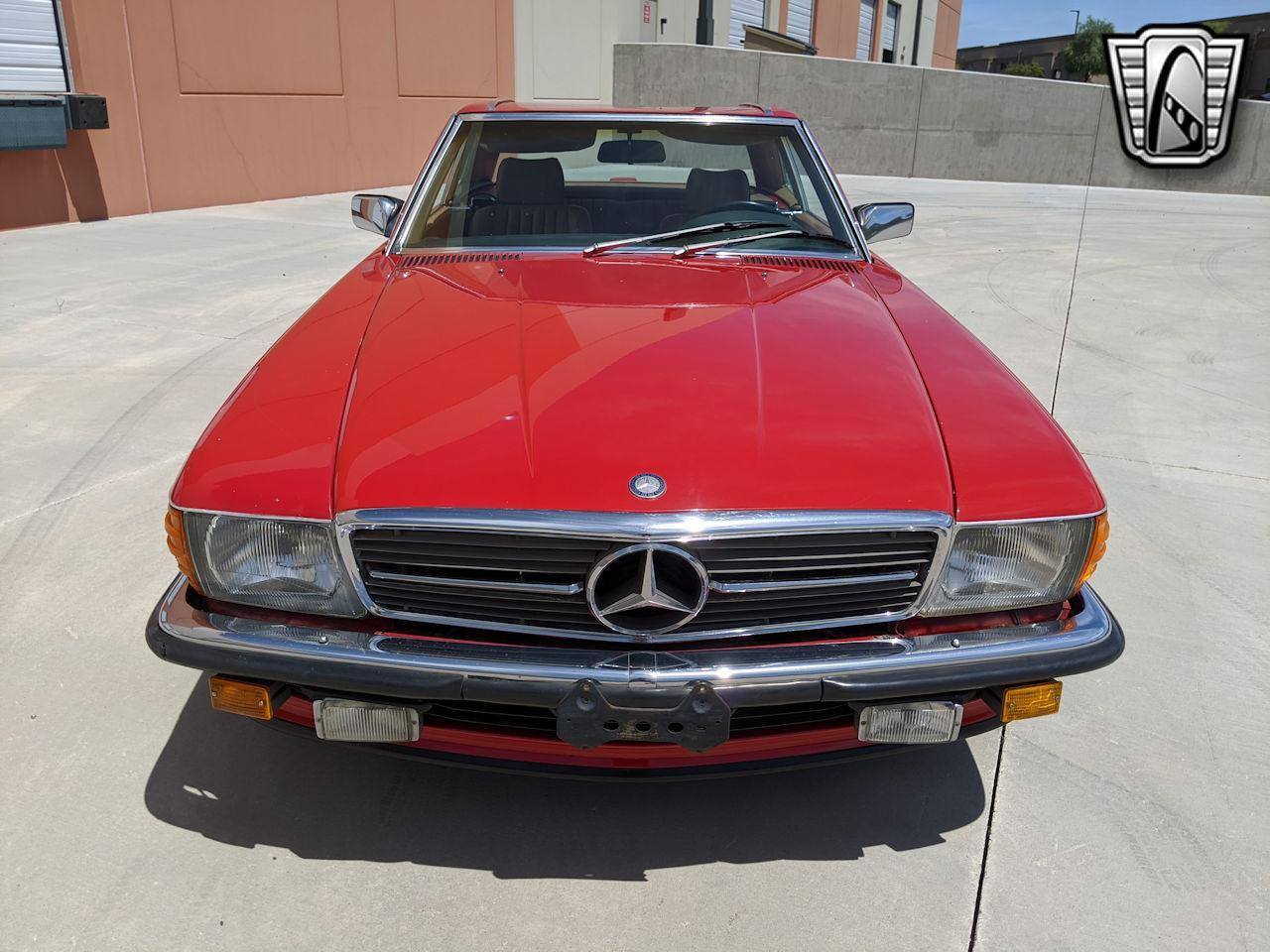 1986 Mercedes-Benz 500SL (CC-1344975) for sale in O'Fallon, Illinois