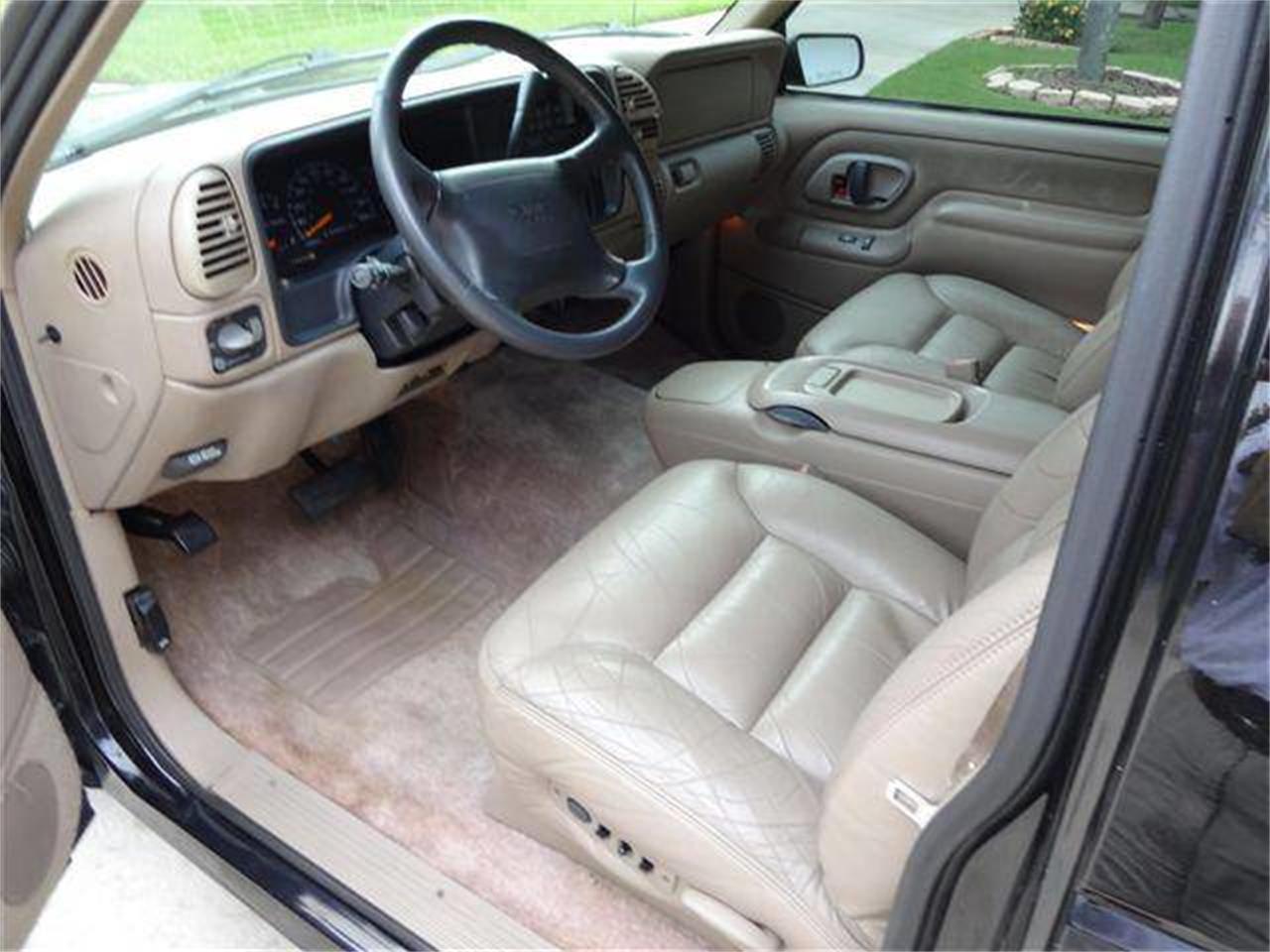 1997 GMC Yukon (CC-1344985) for sale in Sarasota, Florida