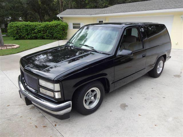1997 GMC Yukon (CC-1344985) for sale in Sarasota, Florida