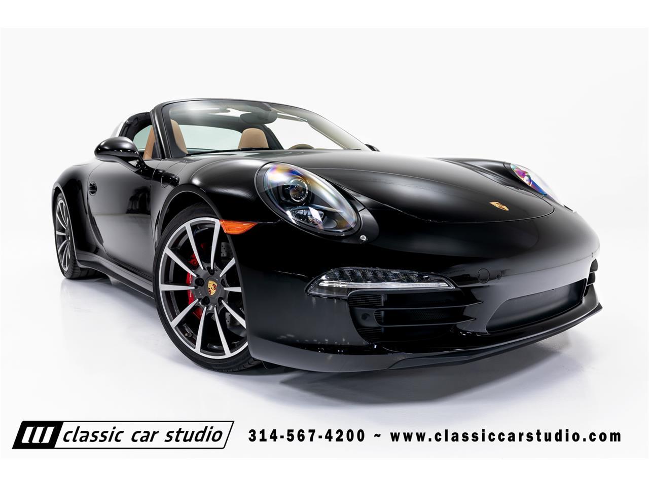 2016 Porsche 911 (CC-1345023) for sale in Saint Louis, Missouri