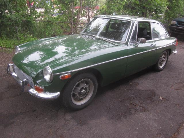 1972 MG MGB GT (CC-1345030) for sale in Stratford, Connecticut