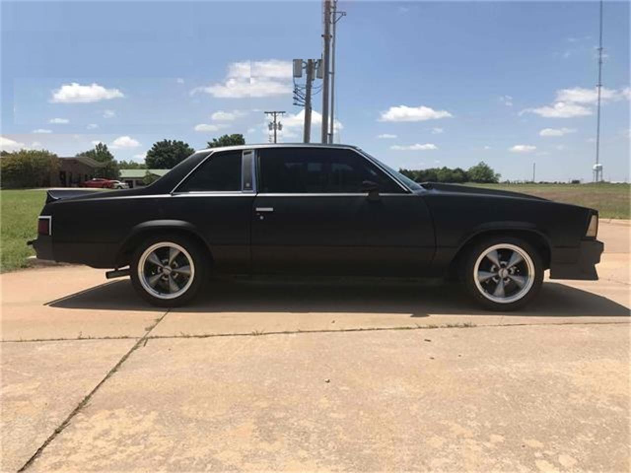 1981 Chevrolet Malibu (CC-1345031) for sale in Oklahoma city, Oklahoma