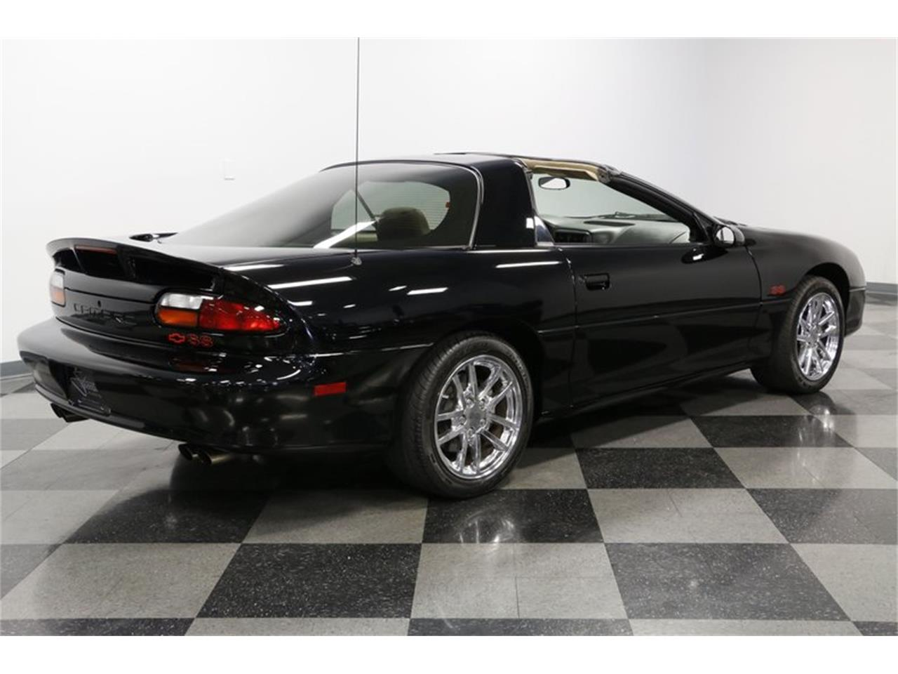 2002 Chevrolet Camaro (CC-1345036) for sale in Concord, North Carolina