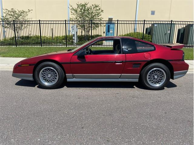 1987 Pontiac Fiero (CC-1340505) for sale in Clearwater, Florida