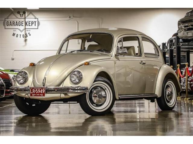 1969 Volkswagen Beetle (CC-1345058) for sale in Grand Rapids, Michigan
