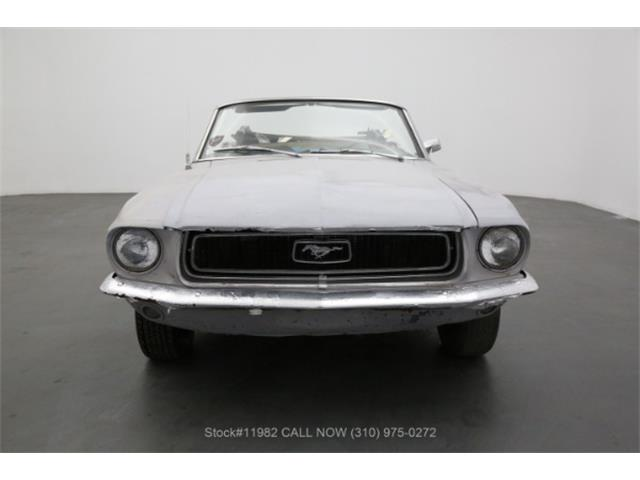 1968 Ford Mustang (CC-1345061) for sale in Beverly Hills, California