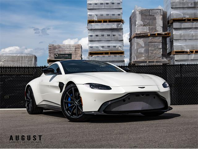 2019 Aston Martin Vantage (CC-1345069) for sale in Kelowna, British Columbia