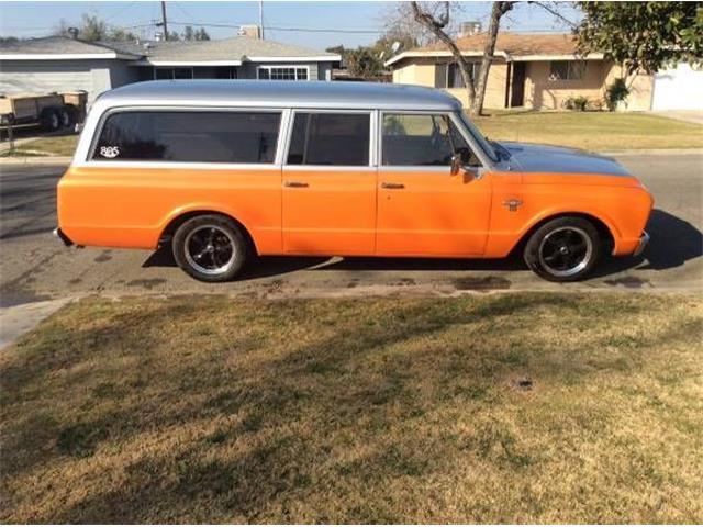 1967 Chevrolet Suburban (CC-1345078) for sale in Cadillac, Michigan