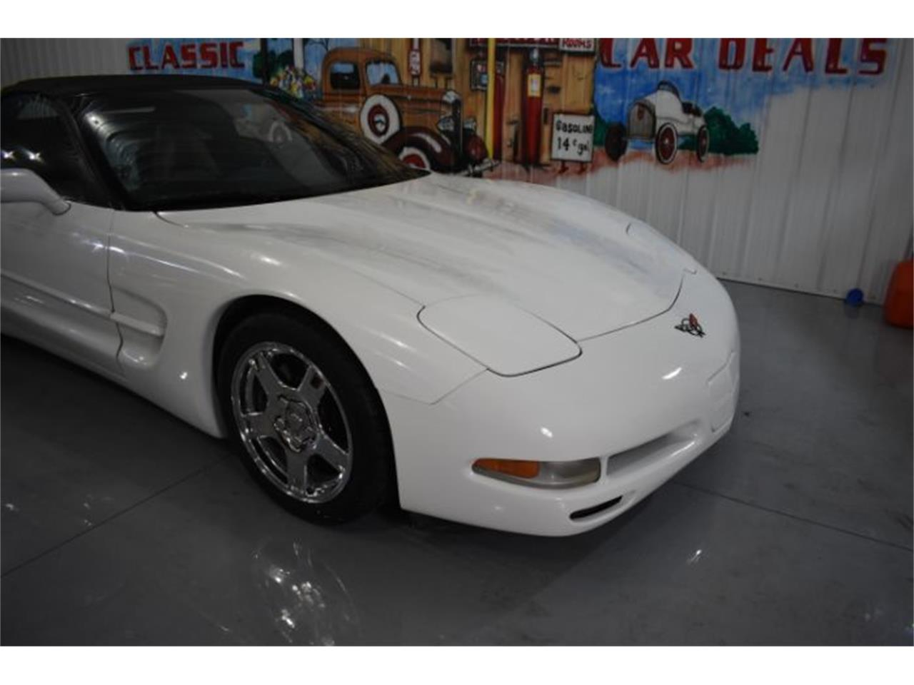 1998 Chevrolet Corvette (CC-1345083) for sale in Cadillac, Michigan