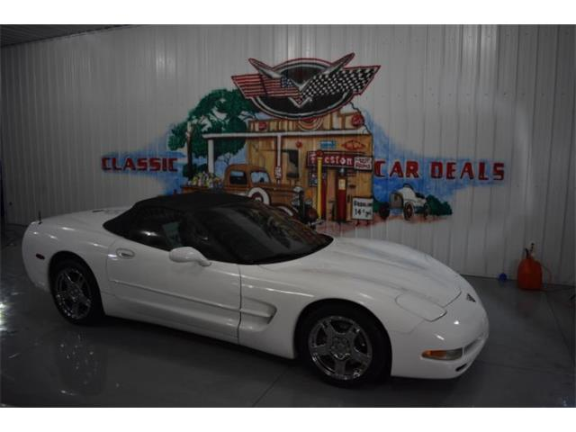 1998 Chevrolet Corvette (CC-1345083) for sale in Cadillac, Michigan