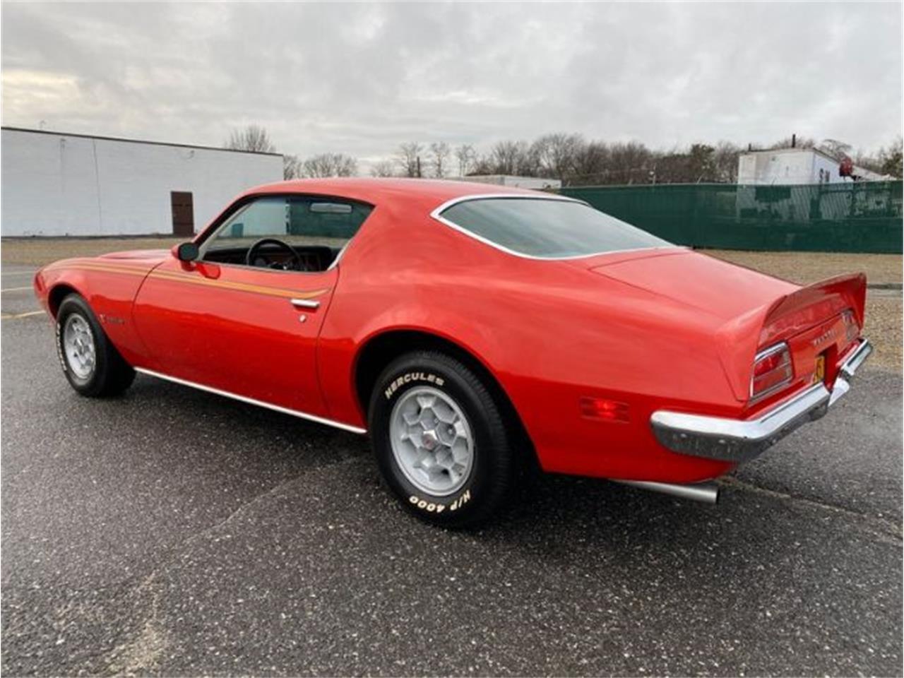 1973 Pontiac Firebird (CC-1345096) for sale in Cadillac, Michigan
