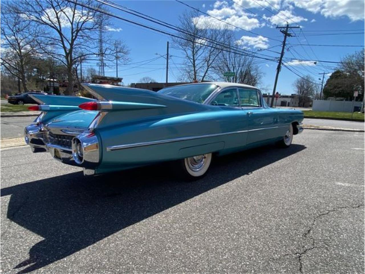 1959 Cadillac Coupe DeVille (CC-1345106) for sale in Cadillac, Michigan
