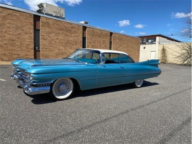 1959 Cadillac Coupe DeVille (CC-1345106) for sale in Cadillac, Michigan