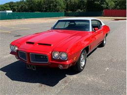 1972 Pontiac GTO (CC-1345107) for sale in Cadillac, Michigan