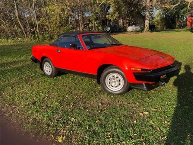 1980 Triumph TR7 (CC-1345110) for sale in Cadillac, Michigan