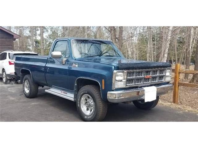 1980 GMC K20 (CC-1345113) for sale in Cadillac, Michigan