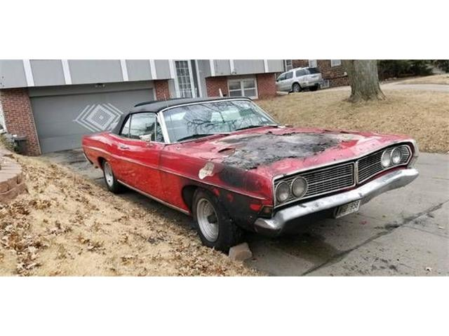 1968 Ford Galaxie 500 (CC-1345114) for sale in Cadillac, Michigan