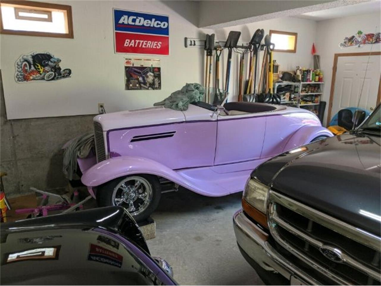 1931 Ford Roadster (CC-1345116) for sale in Cadillac, Michigan