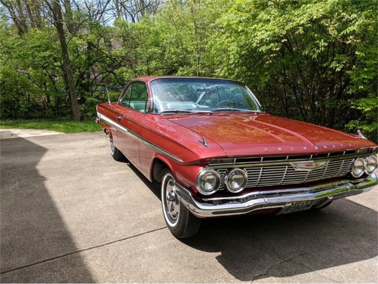 1961 Chevrolet Impala (CC-1345117) for sale in Cadillac, Michigan